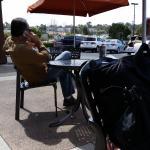 Outdoor sitting
