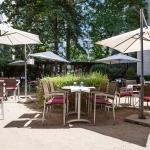 hoteleigener Garten