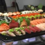 Sushi for 3 persons