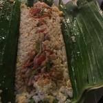 Our Grill Rice Basil