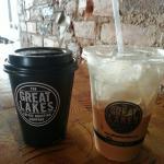 Awesome baristas and espresso!