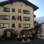 Hotel Albana Silvaplana Foto