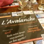 dessous de table l'Avalanche