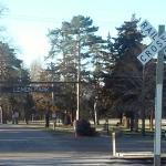 Gateway To Lemon Park From Pine Street