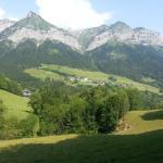 Le village de Montmin