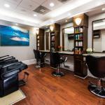 Hair Salon at Marriott Spa and Salon