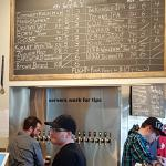 Free Will current beers on tap
