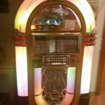 The Jukebox in the house! Amazing!