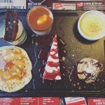 mm la diligence des desserts !!
