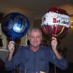 A birthday surprise with the help of staff