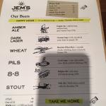 Jem's Beer Factory