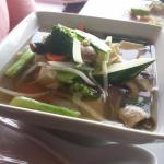 Soups, curries, and traditional thai dishes cooked with super fresh ingredients! Hot & Spicy