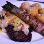 Kansas City Steak with Lobster Béarnaise