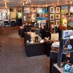 Island Gallery West exhibits the art of 28 local artists.