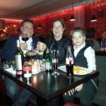 Kalles bar och grill Foto