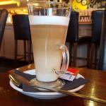 New menu and great lattes!