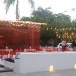 Terraza Restaurante Café Alicante