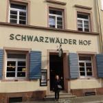 Schwarzwälder Hof Hotel Foto