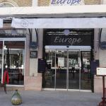 Bistro Europe outside