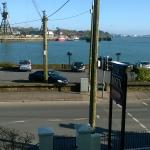 View of Port from Bedroom