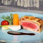 Beef Wellington im Carlton