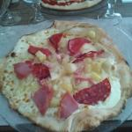 La pizza raclette