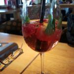 Lieblingsgetränk.. lecker Erdbeerbowle