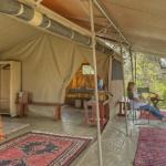 Your bedroom at Ol Pejeta