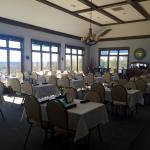 View of our main dining room