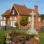 Beautiful Bucks House on the village green in Great Bardfield.