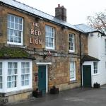The pub from the outside!