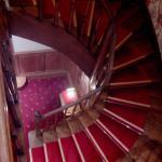 escaliers du rdc