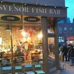 Foto di Grosvenor Fish Bar