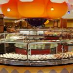 Market Buffet Dessert Bar