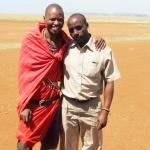 Gideon Yenko and Bernard Koech who made my Mara adventures fun and educational!