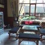 Sidewalk Never Die Hotel Siem Reap Foto
