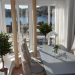 Nydelig utsikt på Brygga Restaurant