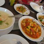 heerlijke Thaise gerechten