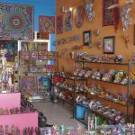 Peyote People - we came back and purchased some amazing artwork