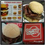 Double Burger really could make your stomach full!
