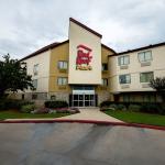 休斯敦艾納基走廊紅屋頂飯店