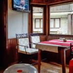 Breakfast lounge interior