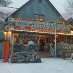 Fred's General Mercantile & Deli - winter of 2016