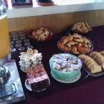 Desayuno Buffet - Fechas Especiales
