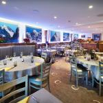 La salle de restaurant © Philippe Barret