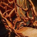 Rustic Chair Decor