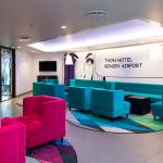 Thon Hotel Bergen Airport Foto