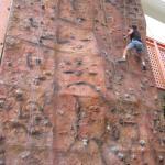 Muro de escalar con 4 niveles, divertidísimo!