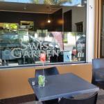 Swiss Garden Cafe street side