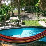 The Earth Villa pool